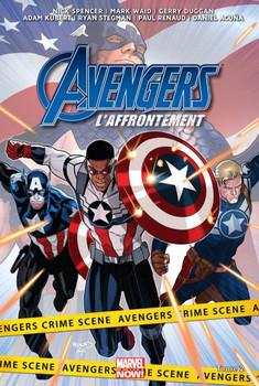 Avengers l'affrontement tome 2