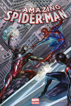 All new amazing Spider-Man tome 3