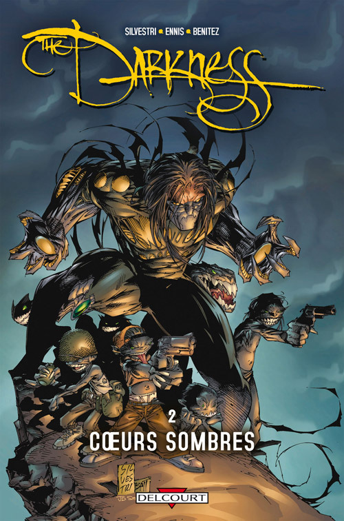 The Darkness TOME 2 : Coeurs Sombres