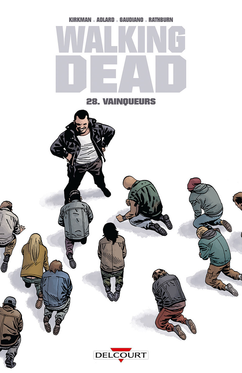 Walking Dead tome 28. Vainqueurs