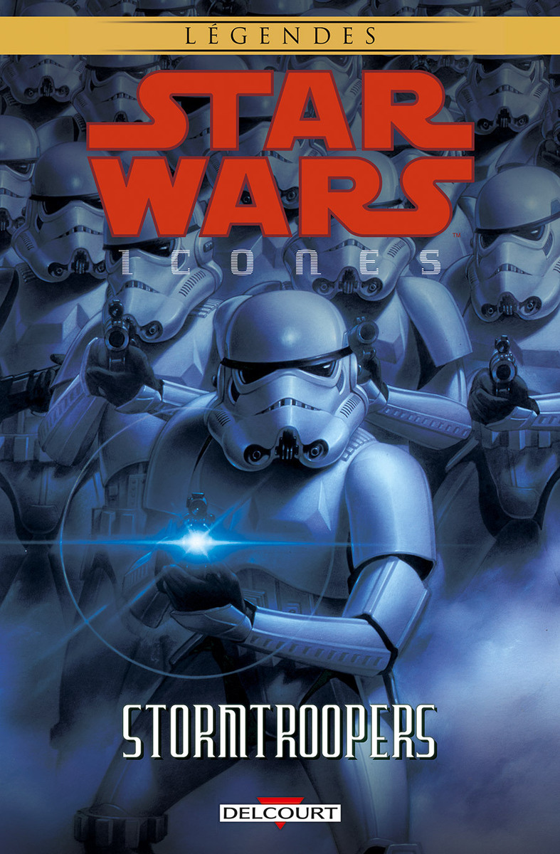 Star Wars - Icones 06. Stormtroopers