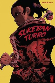 Sukeban turbo - sisterhood