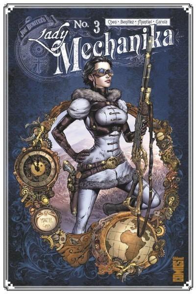 Lady Mechanika tome 3 - Les tablettes du destin 1ère partie