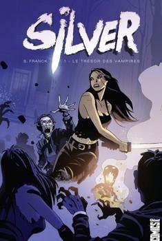 Silver tome 1 - Le trésor des vampires