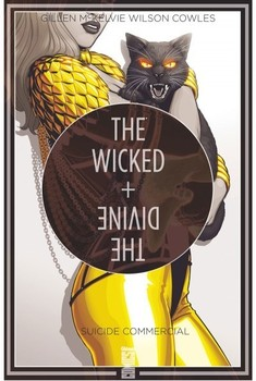 The wicked + the divine tome 3 - Suicide commercial