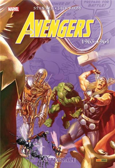 Avengers intégrale tome 1 - 1963-1964 (édition 2018)