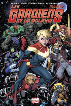 All-new les gardiens de la galaxie tome 3