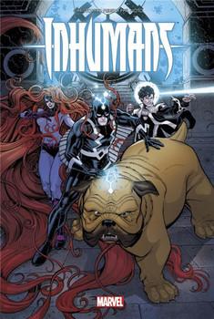 100% Marvel - Inhumans - Rois d'hier et de demain