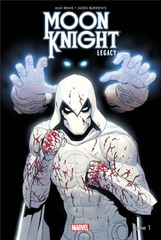 100% Marvel - Moon Knight legacy tome 1