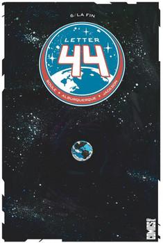 Letter 44 tome 6 - La fin