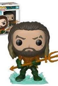 DC Pop Aquaman Movie Aquaman