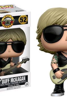 Guns N Roses Pop Duff Mckagan