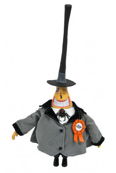 Nightmare Before Christmas Silver Anniversary The Mayor 25cm Action Figure
